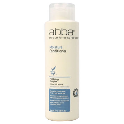 ABBA - Abba Moisture Conditioner - For Dry Hair & Scalp 8oz