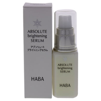 Haba - Absolute Brightening Serum 1oz