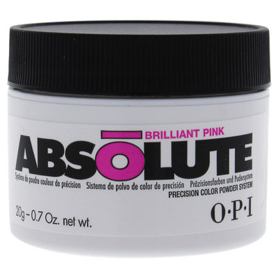 OPI - Absolute Brilliant Pink Powder 0,7oz