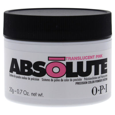 OPI - Absolute Translucent Pink Powder 0,7oz
