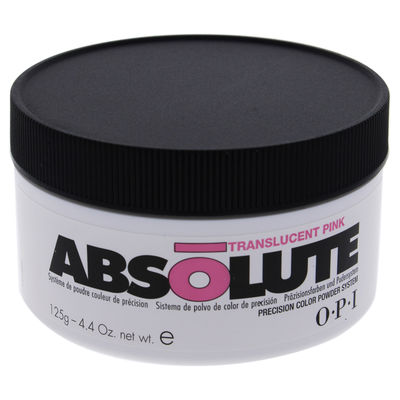 OPI - Absolute Translucent Pink Powder 4,4oz