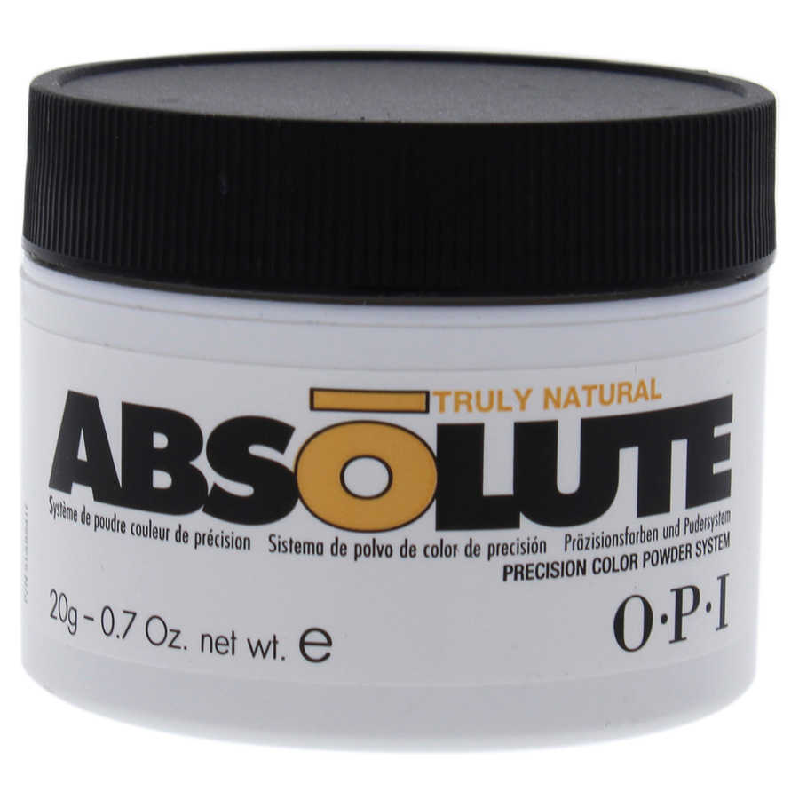 Absolute Truly Natural Powder 0,7oz