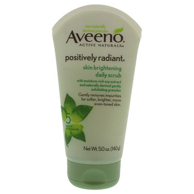 Aveeno - Active Naturals Positively Radiant Skin Brightening Daily Scrub 5oz