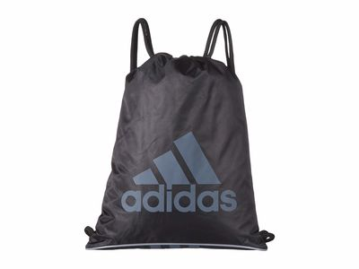 Adidas - Adidas Black/Lead Burst İi Backpack