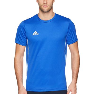 Adidas - Adidas Bold Blue/White Core18 Training Jersey