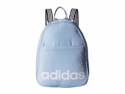 Adidas - Adidas Glow Blue/White/Black Core Mini Backpack