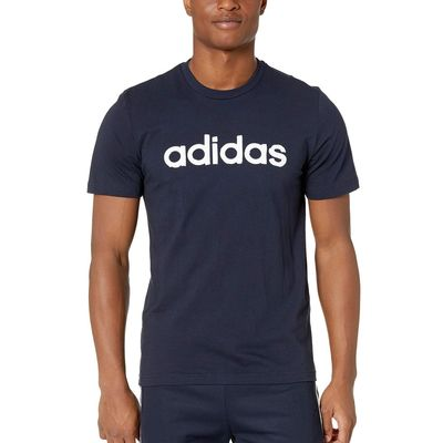 Adidas - Adidas Legend Ink/Legend Ink Graphic Linear Tee