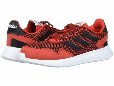 Adidas - Adidas Men Active Red/Core Black/White Archivo Lifestyle Sneakers