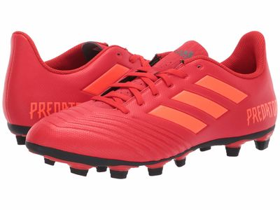 Adidas - Adidas Men Active Red/Solar Red/Core Black Predator 19.4 Fxg Cleats