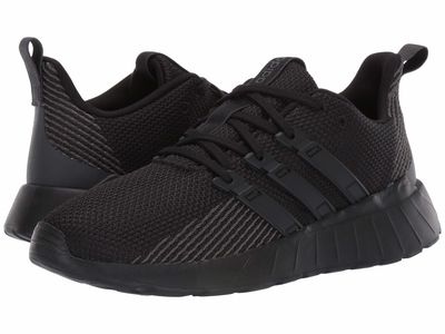 Adidas - Adidas Men Core Black/Core Black/Grey Six Questar Flow Lifestyle Sneakers