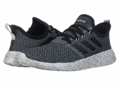 Adidas - Adidas Men Core Black/Core Black/Grey Two Lite Racer Reborn Lifestyle Sneakers