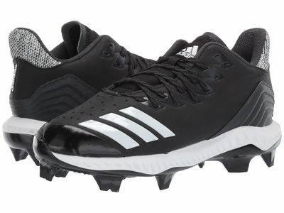 Adidas - Adidas Men Core Black/Footwear White/Carbon İcon Bounce Tpu Cleats