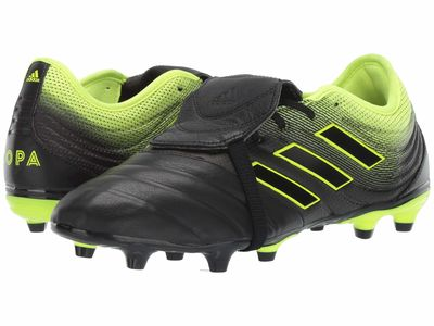 Adidas - Adidas Men Core Black/Solar Yellow/Core Black Copa Gloro 19.2 Fg Cleats