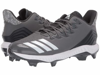 Adidas - Adidas Men Grey Four F17/Footwear White/Carbon İcon Bounce Tpu Cleats