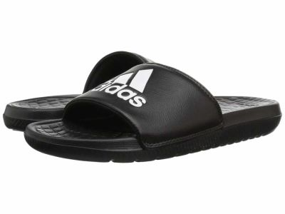 Adidas - adidas Men's Black White Black Voloomix Active Sandals