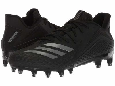 Adidas - adidas Men's Core Black Night Metallic Core Black Freak x Carbon Cleats
