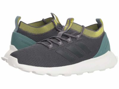Adidas - adidas Men's Grey Five Carbon Grey Three Questar Rise Lifestyle Sneakers