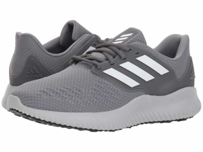 Adidas - adidas Men's Grey Three White Grey Four Alphabounce RC.2 Running Shoes