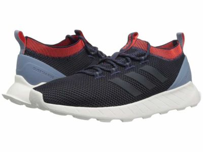 Adidas - adidas Men's Trace Blue Legend Ink Onix Questar Rise Lifestyle Sneakers