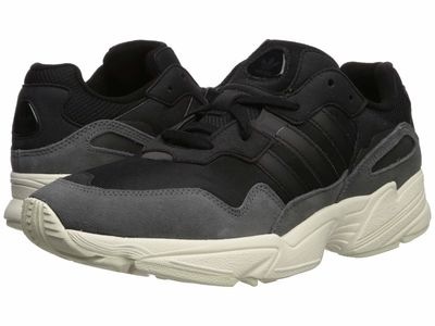 Adidas Originals - Adidas Originals Men Core Black/Core Black/Off-White Yung-96 Lifestyle Sneakers