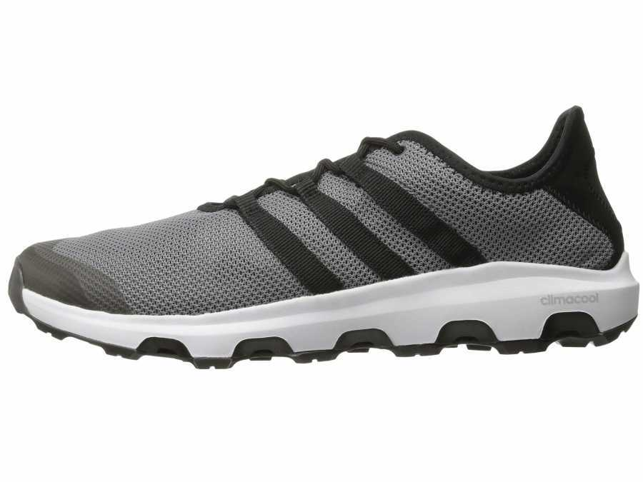 b01f1e25f3a0 adidas Outdoor Men s Grey Black White Terrex Climacool Voyager Hiking  Climbing Shoes