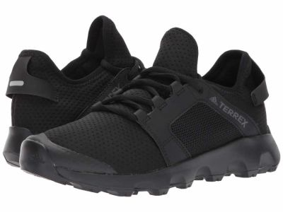 Adidas - adidas Outdoor Women's Black/Black/Grey Five Terrex Voyager DLX Hiking Climbing Shoes