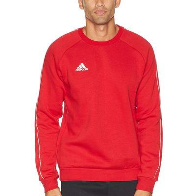 Adidas - Adidas Power Red/White Core 18 Sweat Top