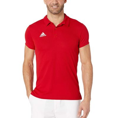Adidas - Adidas Power Red/White Core18 Polo