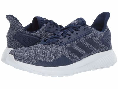 Adidas Running - Adidas Running Men Dark Blue/Dark Blue/Grey Three Duramo 9 Running Shoes