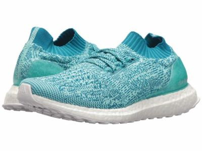 Adidas - adidas Running Women's Aqua White UltraBOOST Uncaged Running Shoes