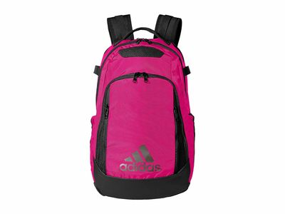 Adidas - Adidas Shock Pink 5-Star Team Backpack