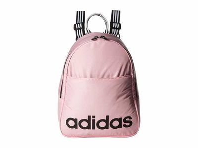 Adidas - Adidas True Pink/Black/White Core Mini Backpack