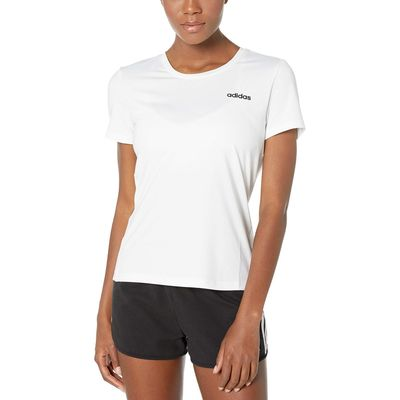 Adidas - Adidas White Designed-2-Move Solid Tee