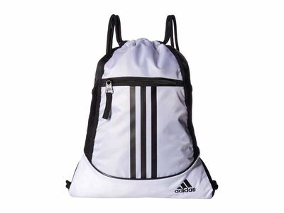 Adidas - Adidas White/Black Alliance İi Backpack