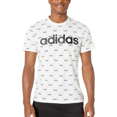 Adidas - Adidas White/Legend Ink Core Favorite Tee