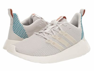 Adidas - Adidas Women Cloud White/Raw White/Active Tea Questar Flow Lifestyle Sneakers