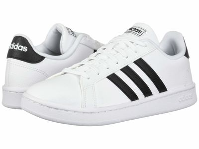 Adidas - Adidas Women Footwear White/Core Black/Footwear White Grand Court Lifestyle Sneakers