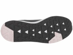 adidas Women's Black Carbon Grey Questar X BYD Lifestyle Sneakers - Thumbnail