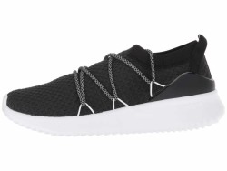 adidas Women's Carbon Carbon Black Ultimate Motion Running Shoes - Thumbnail