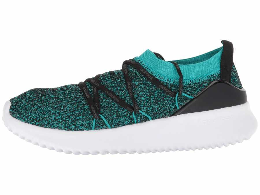 adidas Women's Hi-Res Aqua Hi-Res Aqua Black Ultimate Motion Running Shoes