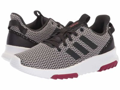 Adidas - adidas Women's Ice Purple/Carbon/Mystery Ruby Cloudfoam Racer TR Lifestyle Sneakers