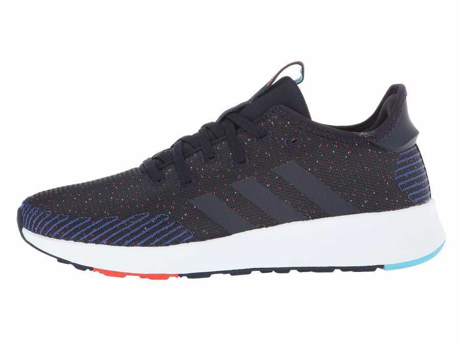 adidas Women's Legend Ink Legend Ink Hi-Res Red Questar X BYD Lifestyle Sneakers