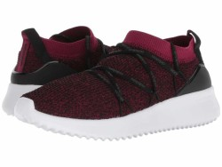 adidas Women's Mystery Ruby Black White Ultimate Motion Running Shoes - Thumbnail