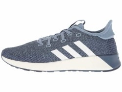 adidas Women's Raw Grey Cloud White Tech Ink Questar X BYD Lifestyle Sneakers - Thumbnail