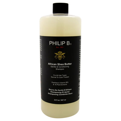 Philip B - African Shea Butter Gentle & Conditioning Shampoo 32oz