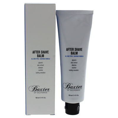 Baxter Of California - After Shave Balm 4oz