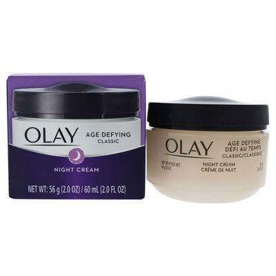 Olay - Age Defying Classic Night Cream 2oz