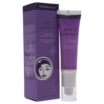DERMAdoctor - Aint Misbehavin Medicated Acne Control Serum 1oz
