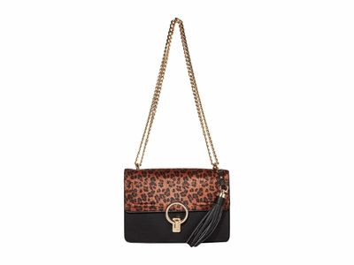 Aldo - Aldo Brown Multi Dirasen Cross Body Bag