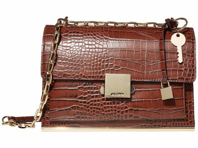 Aldo - Aldo Brown Multi Valstrona Cross Body Bag